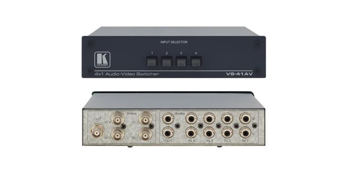 视频音频切换器